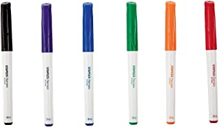 Staples 2072178 Remarx Dry Erase Markers, Fine Point, Asstd, 12/PK