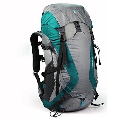 Sized escalade en plein air camping randonnée hommes et les femmes sac à dos sac de voyage à bord