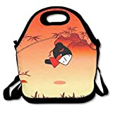 Pucca Travel Tote Lunch Bag