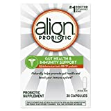 Align Probiotic, Gut Health & Immunity Support, #1 Doctor Recommended Brand, Free of Gluten, Promotes Gut Health & Boosts Immune System, 28 Capsules