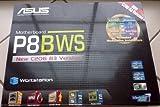 ASUS P8B WS LGA 1155 Intel C206 ATX Intel Xeon E3 Server/Workstation Motherboard