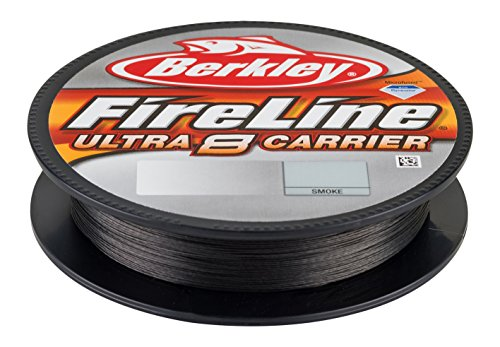 Berkley Fishing Gear Braided Fishing Line, 125-Yard/20-Pound, Smoke
