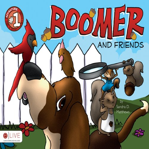 Boomer and Friends copertina