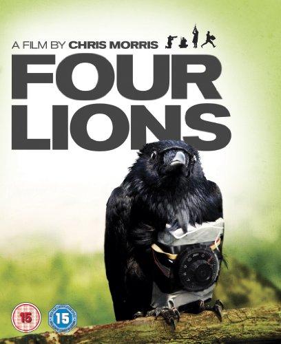 Four Lions [Edizione: Regno Unito] [Edizione: Regno Unito]