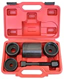 PMD Products Tool is Compatible with Repair Replace of BMW Rear Ball Joint and Bushing Tool for These Models E38 E39 E52 E53 E60 E61 E63 E64 E65 E66 E67 E70