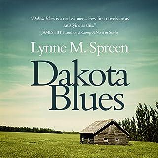 Dakota Blues audiobook cover art