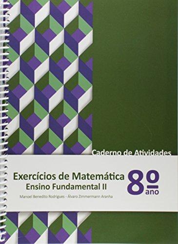 Exercício de Matemátca. 8º Ano