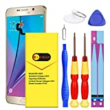 Galaxy Note 5 Battery, Euhan 3200mAh Internal Li-ion Polymer Replacement Battery for Samsung Galaxy Note 5 SM-N920 N920T N920A N920P N920V EB-BN920ABE with Repair Kit Tools[24 Month Warranty]