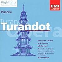 Puccini;Turandot
