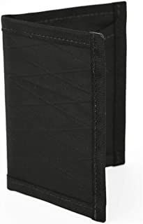 RFID Blocking Outlier Slim Front Pocket Wallet - Thin and Lightweight - Made in USA
