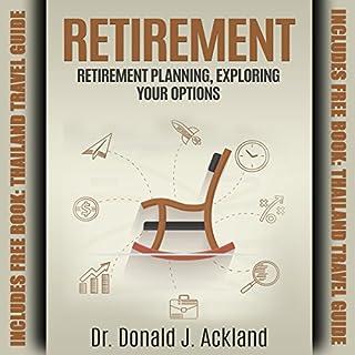 Retirement cover art