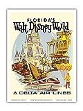 Pacifica Island Art Walt Disney World Florida - Erstes