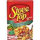 Stove Top Traditional Sage Stuffing Mix (6 oz Boxes, Pack of 12)
