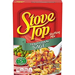 Stove Top Traditional Sage Stuffing Mix (6 oz Box)