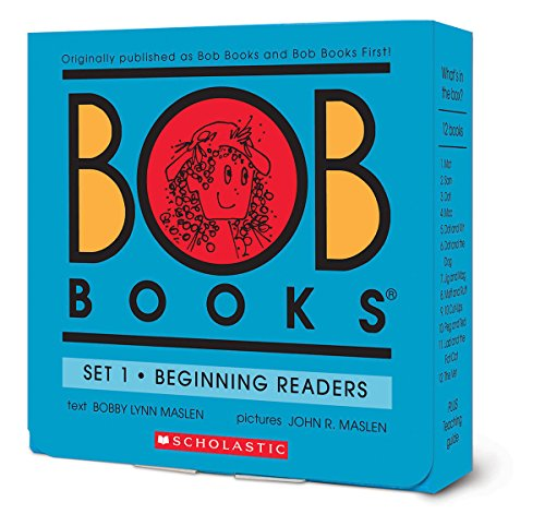 Image of the Bob Books, Set 1: Beginning Readers
