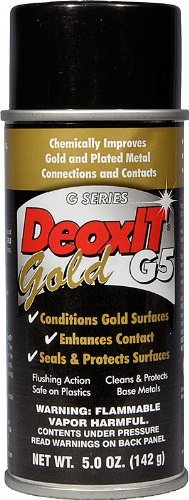 DeoxIT® Gold G5 Spray  5% Contact Conditioner   G5S6