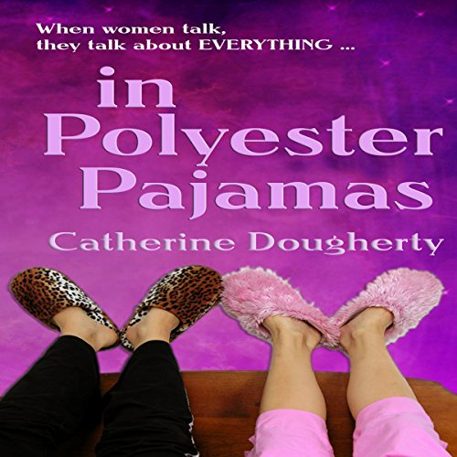 In Polyester Pajamas audiobook cover art
