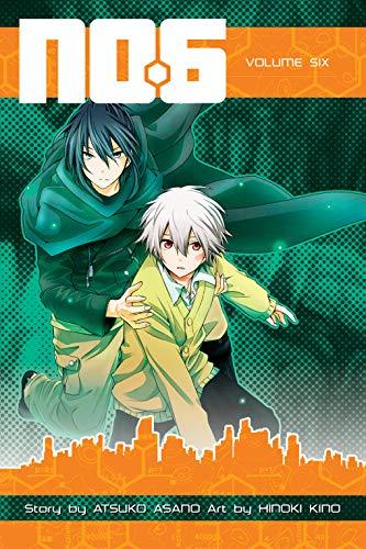 No. 6 Vol. 6 (English Edition)