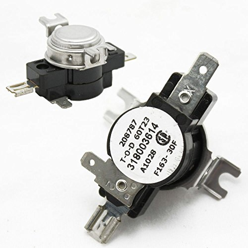 ForeverPRO 318003614 Thermostat for Frigidaire Wall Oven (AP3892801) 1157503 AH1147411 EA1147411