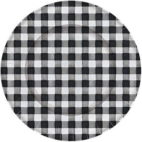Checkered Gorgeous Charger Paper 13
