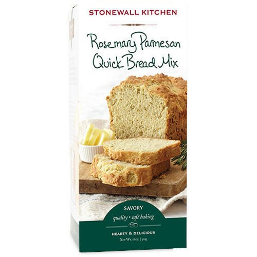 Stonewall Kitchen Rosemary Parmesan Quick Bread Mix, 18 oz
