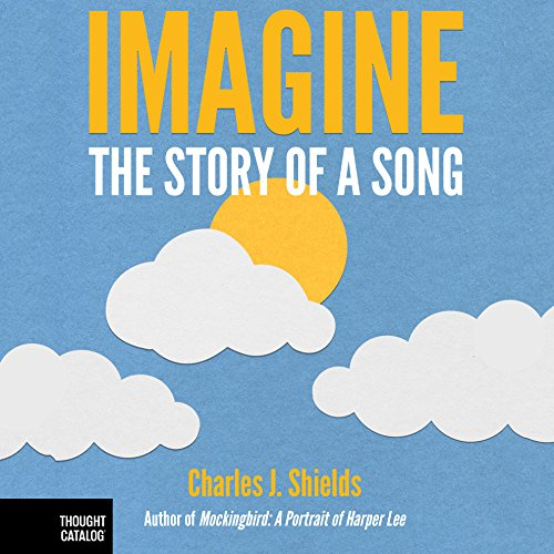 Imagine audiobook cover art