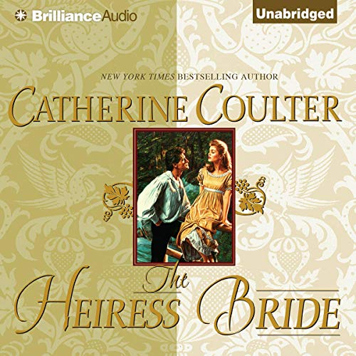 The Heiress Bride audiobook cover art