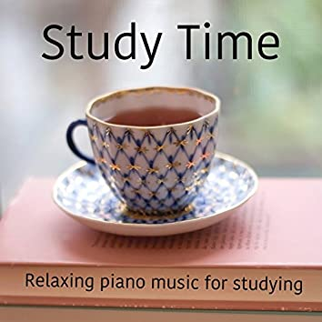 Study Time Relaxing Piano Music For Studying