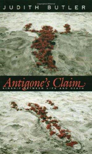 Antigone%E2%80%B2s Claim Kinship Between Life And Death