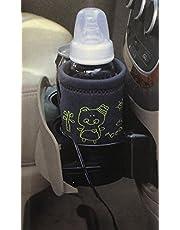 Calienta biberones electrico para coche
