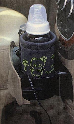 Elektrischer Flaschenwärmer für KFZ