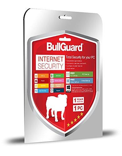 BullGuard Internet Security - 1 Year, 1 User (CD)