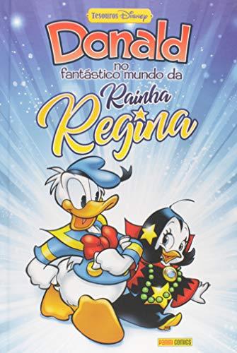 Donald No Fantástico Mundo Da Rainha Regina