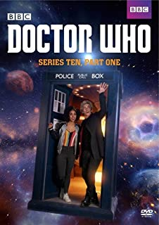Doctor Who: S10 Part 1 (DVD)