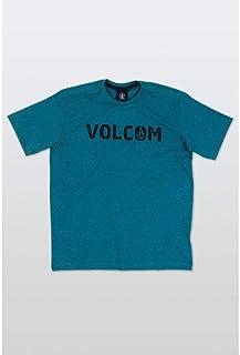Camiseta Bold Juvenil Masculino Volcom