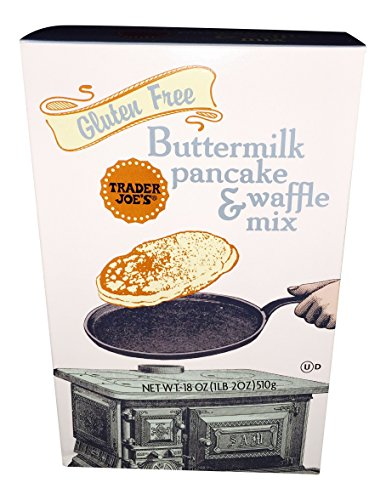 Trader Joe#039s Gluten Free Buttermilk Pancake amp Waffle Mix 2 Box Pack