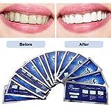 Zoom IMG-1 denti sbiancante strisce di sbiancamento