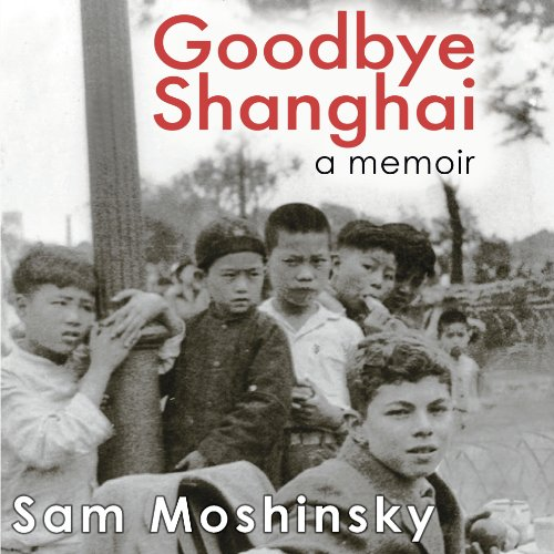 Goodbye Shanghai cover art