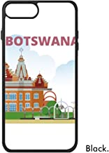 City Building Botswana for iPhone 8 Cases Phonecase Apple Cover Case Gift