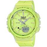 [カシオ] 腕時計 ベビージー FOR SPORTS 歩数計測 機能つき BGS-100-9AJF レディース