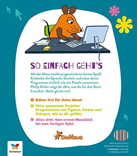 Programmieren lernen mit der Maus – Scratch für Einsteiger - 2
