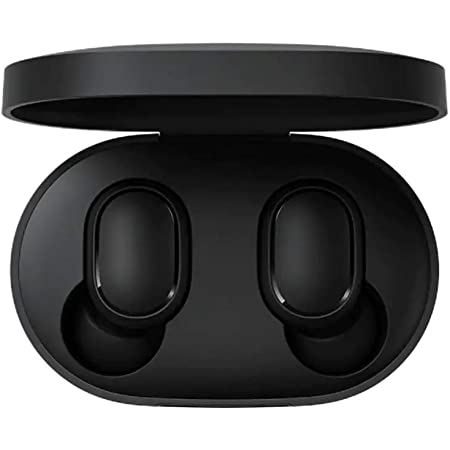 Audifonos Mi True Wireless Earbuds Basic Negro