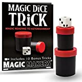 Magic Makers Easy Magic Trick Dice Mind Reading Effect