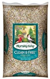 Morning Song 11959 Clean and Free Wild Bird Food, 10-Pound