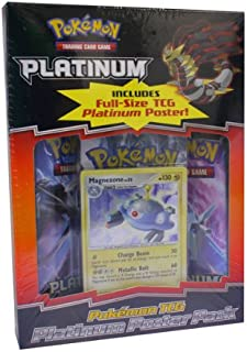 Pokemon PL Platinum Poster Box