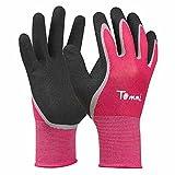 Tommi 779912 Handschuh Apfel Größe M, Rosa