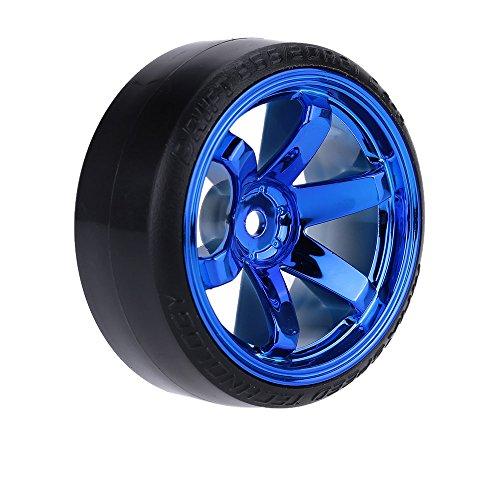 GoolRC 4ST Set 1 10 Drift Reifen hart Autoreifen für Traxxas HSP Tamiya HPI Kyosho auf der Straße Drift Auto