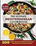 Mediterrenean Cookbooks - Best Reviews Guide