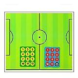 Zoom IMG-1 lacedaisy cartella tattica calcio kit