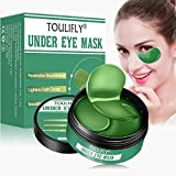 Under Eye Patches,Under Eye Mask,Collagen Under Eye Gel Patches,Under Eye Mask for Dark Circles and Puffiness,Wrinkles,Under Eye Bags Treatment for Women